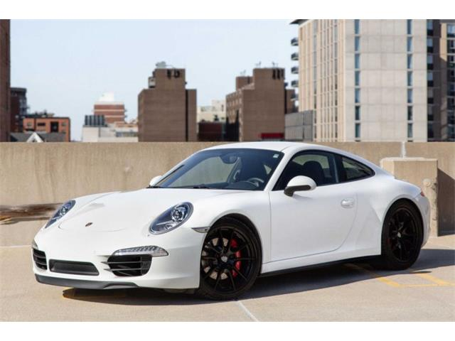 Picture of '13 911 Carrera 4S - PS39
