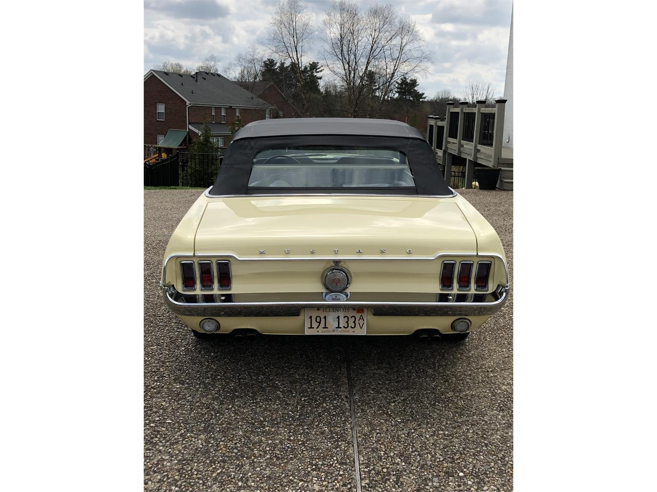 Large Picture of '68 Mustang GT - PS3D