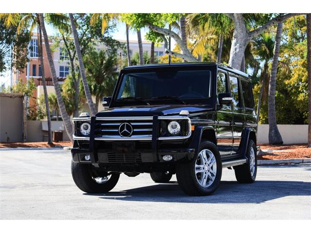 Picture of '11 G-Class - PQ57