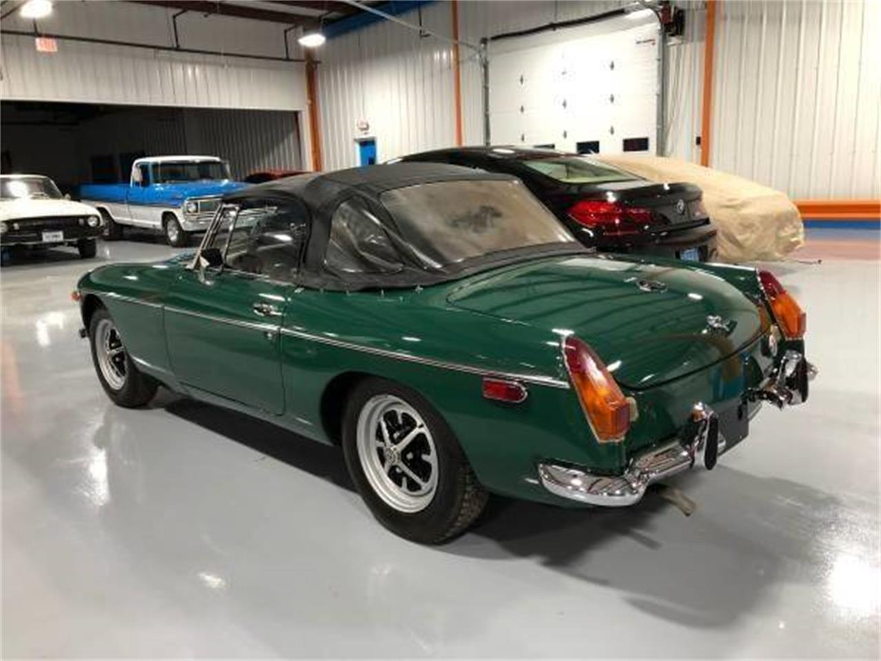 Large Picture of '70 MGB - PS4N