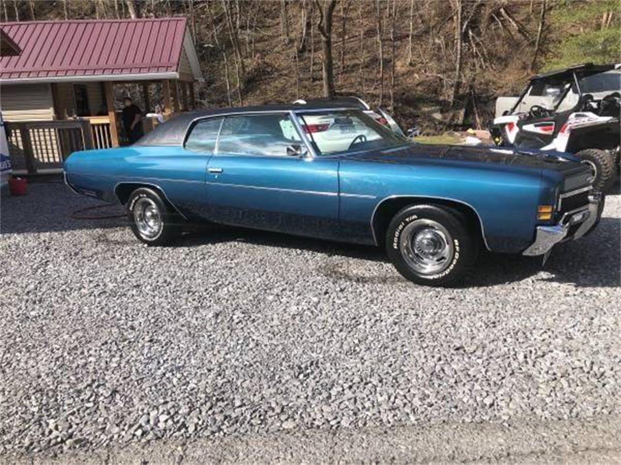 1972 Chevrolet Impala For Sale