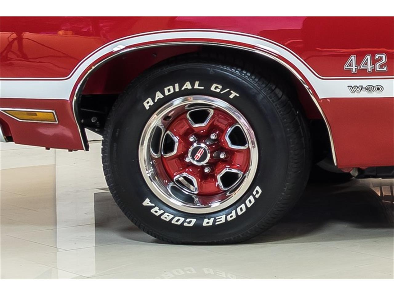 Large Picture of 1970 Oldsmobile 442 located in Michigan - $89,900.00 Offered by Vanguard Motor Sales - PS50
