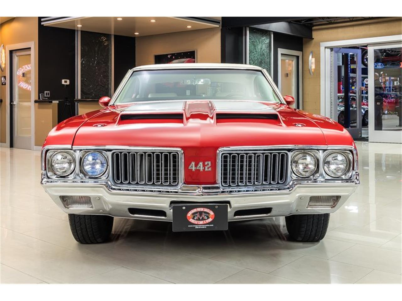 Large Picture of '70 Oldsmobile 442 located in Michigan - $89,900.00 - PS50