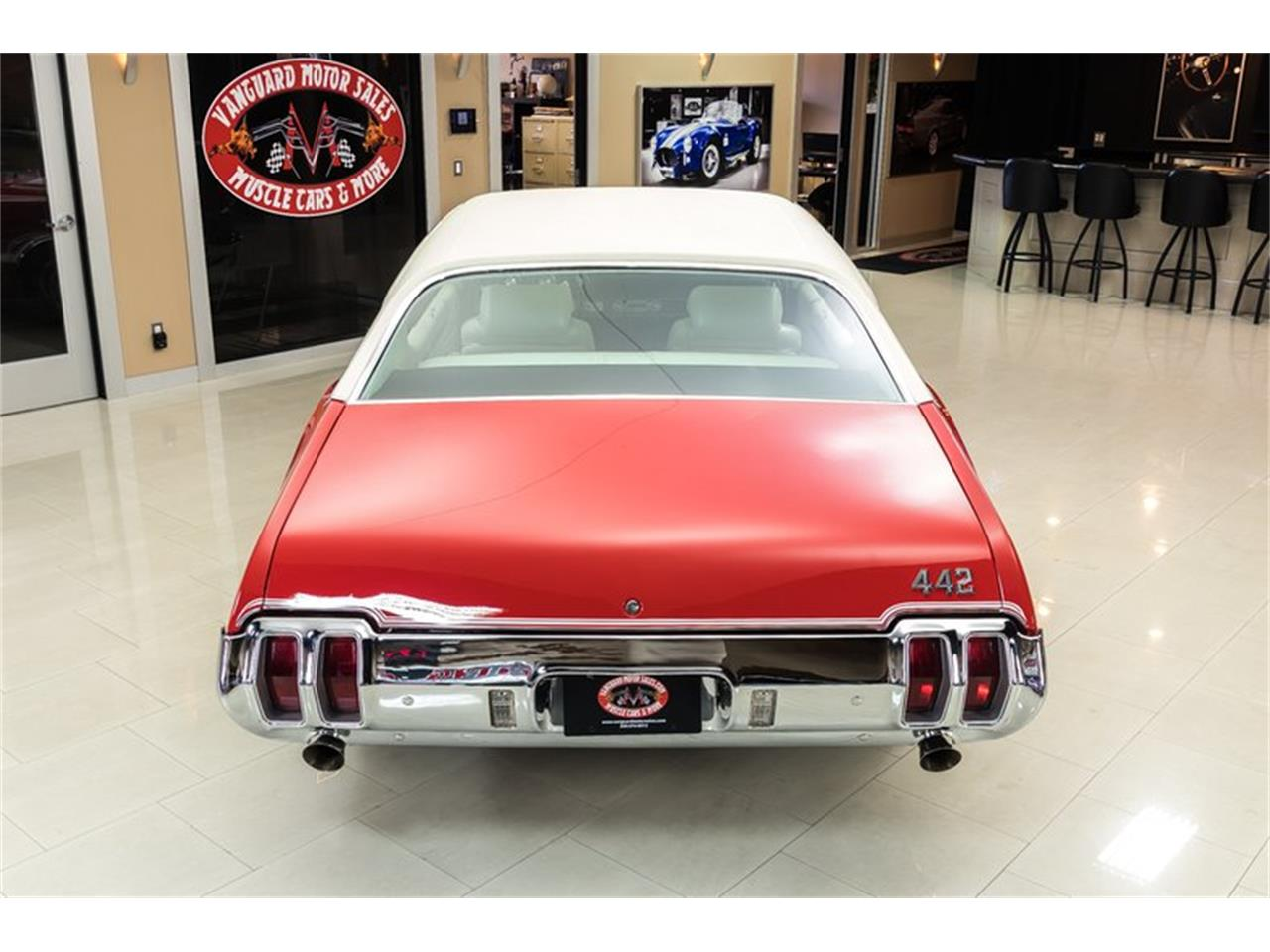 Large Picture of '70 Oldsmobile 442 - $89,900.00 Offered by Vanguard Motor Sales - PS50