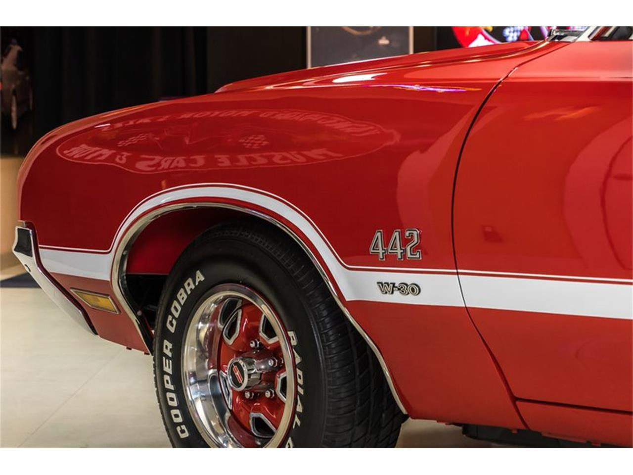Large Picture of Classic 1970 442 located in Michigan Offered by Vanguard Motor Sales - PS50