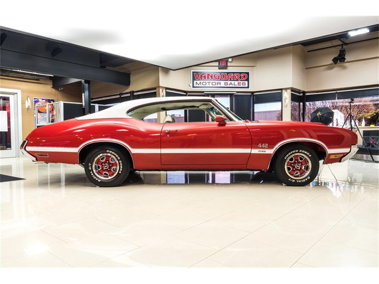 Large Picture of Classic '70 442 located in Plymouth Michigan Offered by Vanguard Motor Sales - PS50