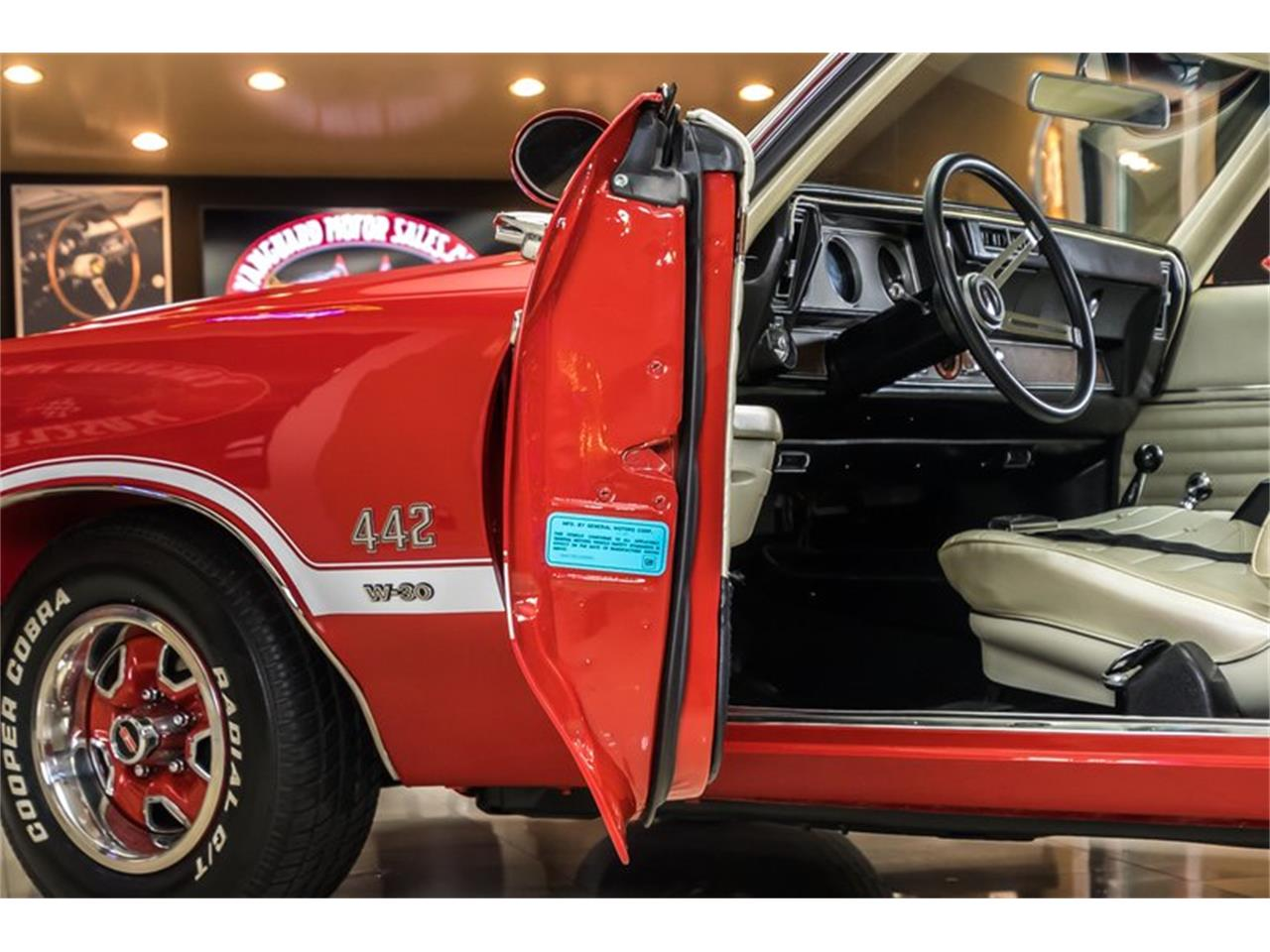 Large Picture of Classic '70 Oldsmobile 442 located in Plymouth Michigan - PS50