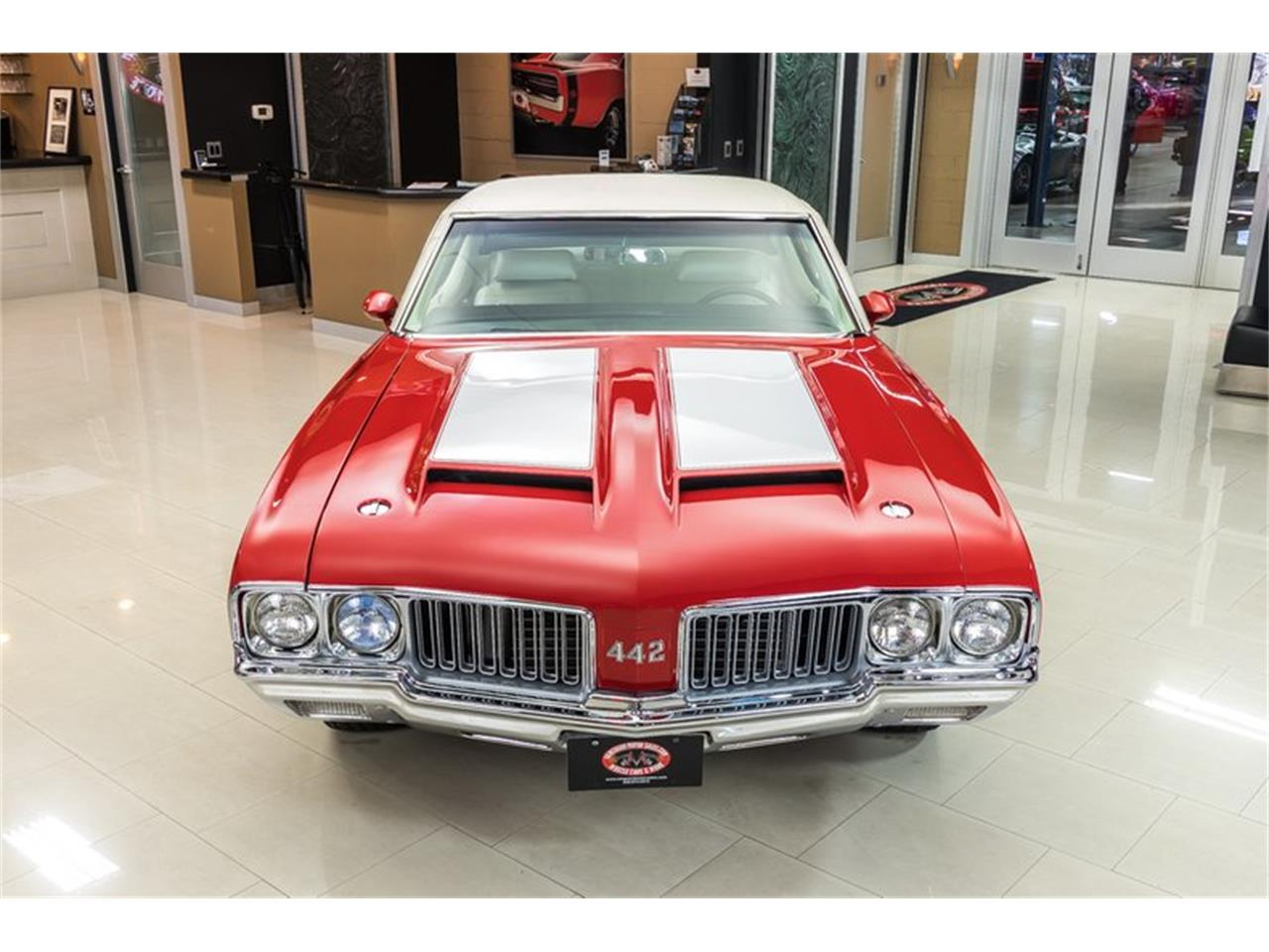 Large Picture of Classic 1970 442 located in Plymouth Michigan - $89,900.00 Offered by Vanguard Motor Sales - PS50