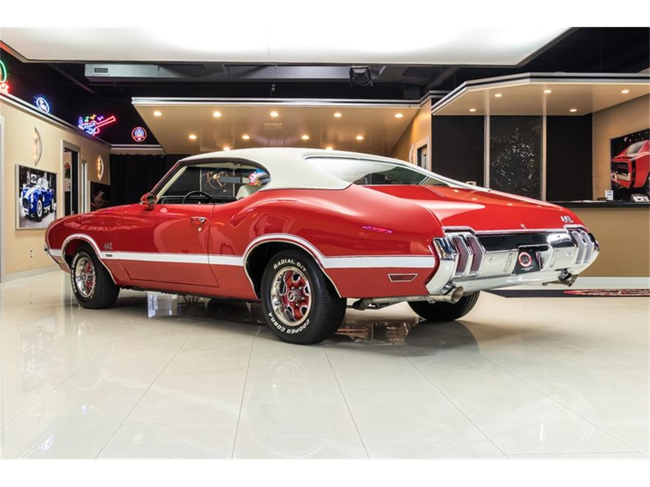 Large Picture of Classic 1970 Oldsmobile 442 located in Plymouth Michigan Offered by Vanguard Motor Sales - PS50