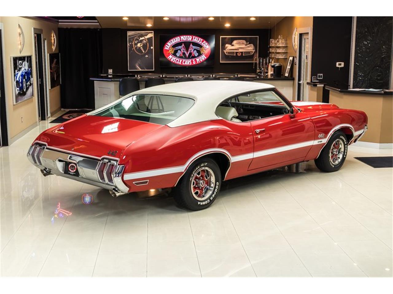Large Picture of Classic 1970 442 Offered by Vanguard Motor Sales - PS50