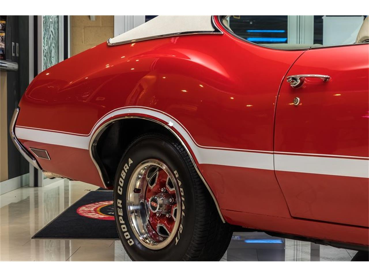 Large Picture of 1970 Oldsmobile 442 located in Plymouth Michigan - PS50