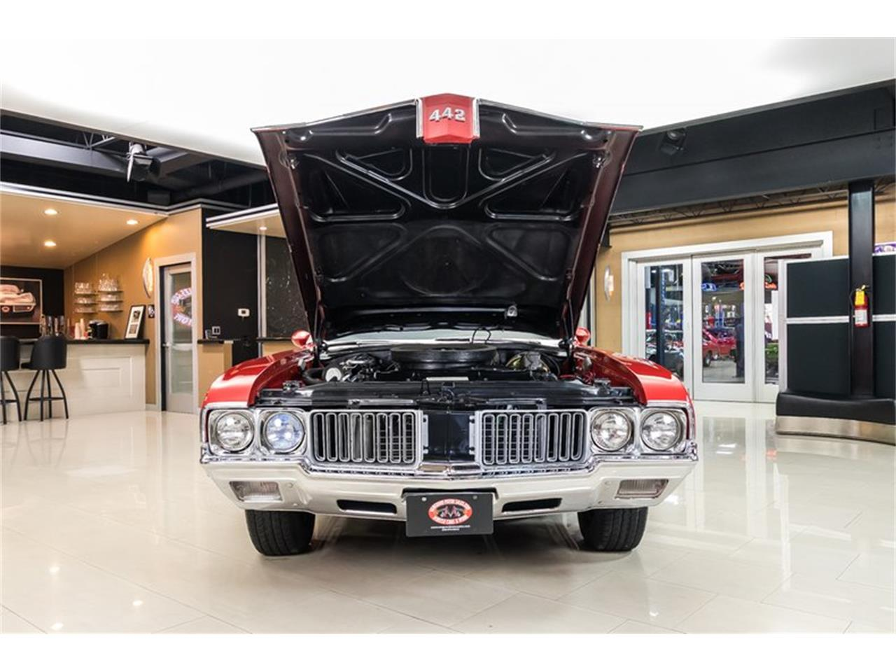Large Picture of Classic 1970 Oldsmobile 442 located in Michigan Offered by Vanguard Motor Sales - PS50