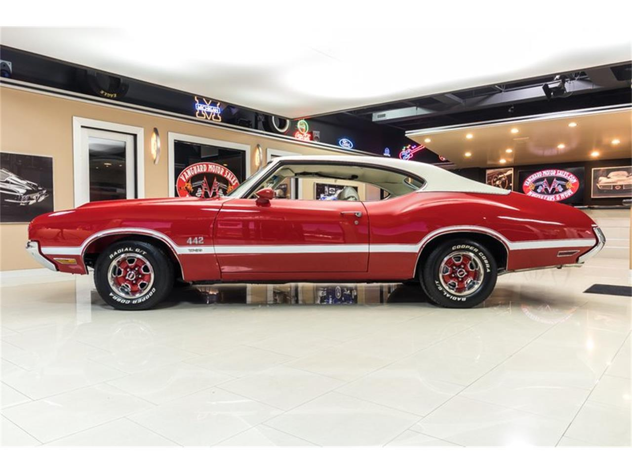 Large Picture of 1970 Oldsmobile 442 located in Michigan - PS50