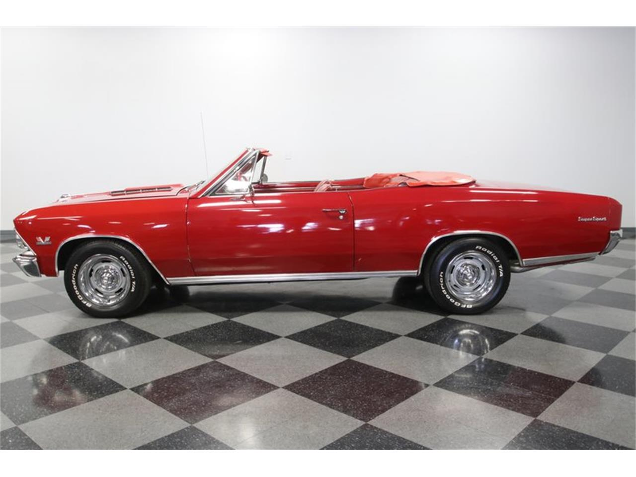 Large Picture of Classic '66 Chevelle - $43,995.00 Offered by Streetside Classics - Charlotte - PS51
