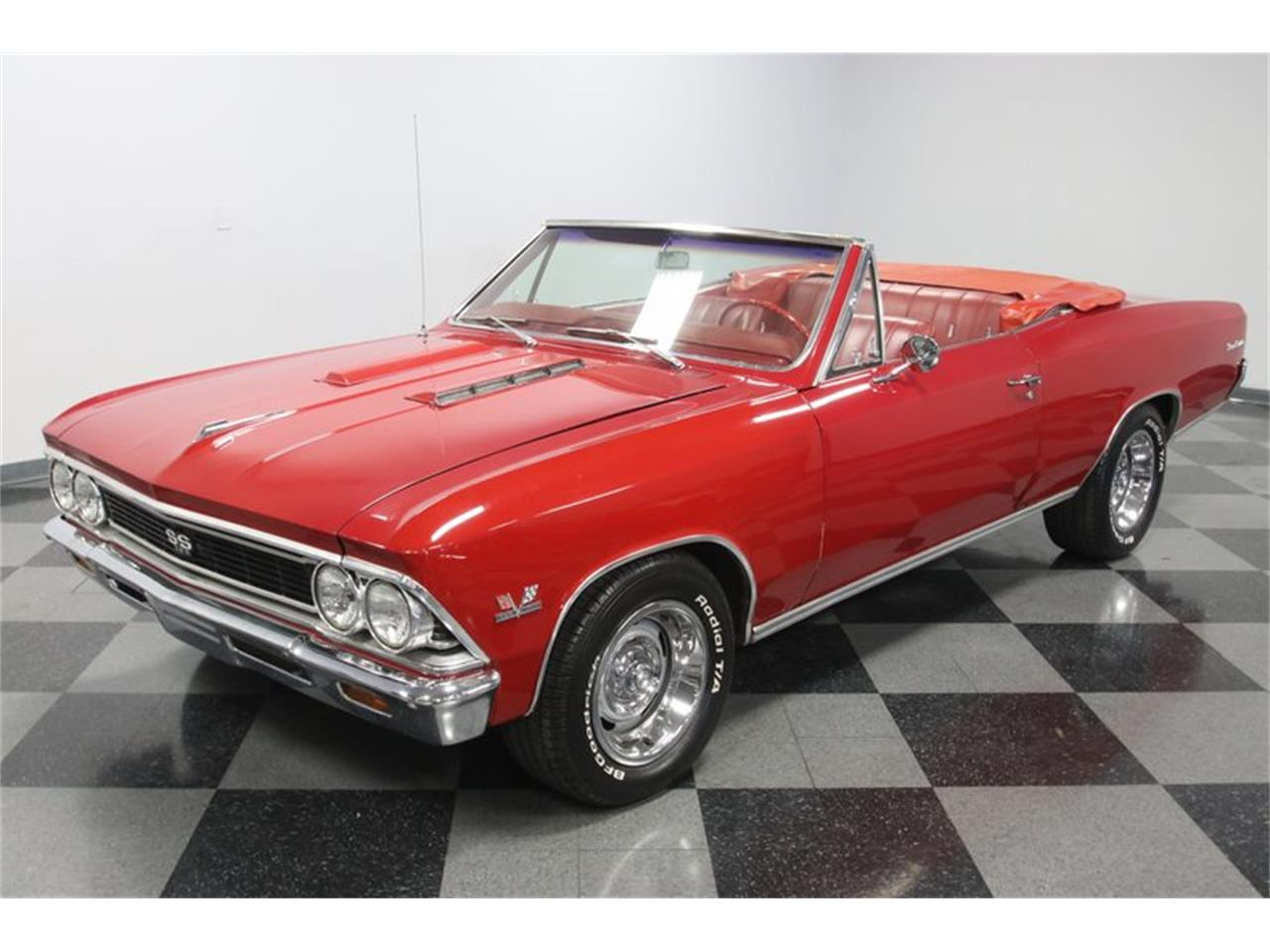 Large Picture of '66 Chevrolet Chevelle - $43,995.00 Offered by Streetside Classics - Charlotte - PS51