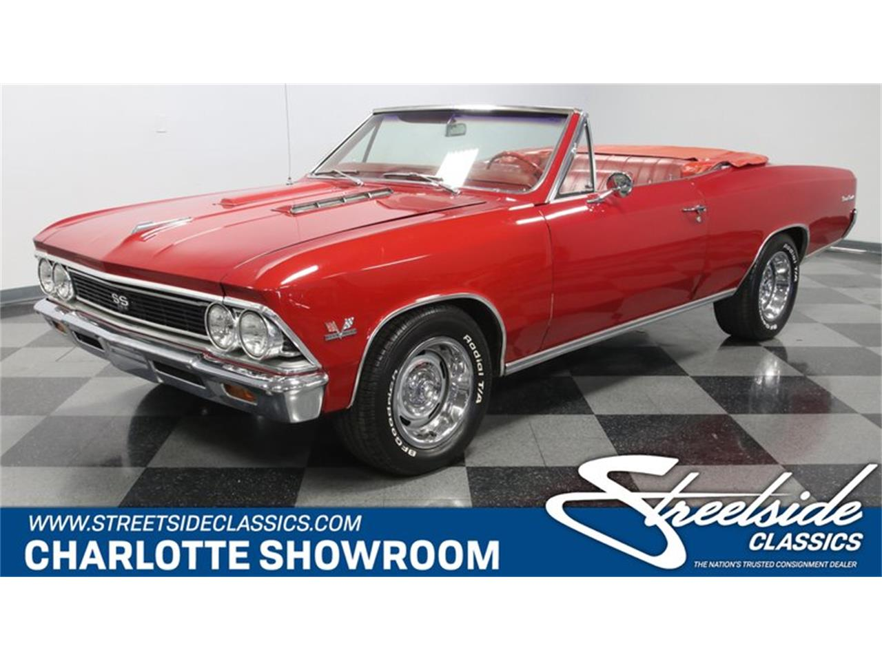Large Picture of Classic 1966 Chevelle located in Concord North Carolina - PS51