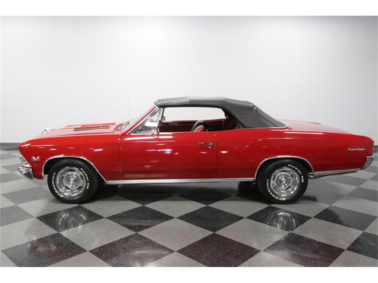 Large Picture of 1966 Chevrolet Chevelle Offered by Streetside Classics - Charlotte - PS51