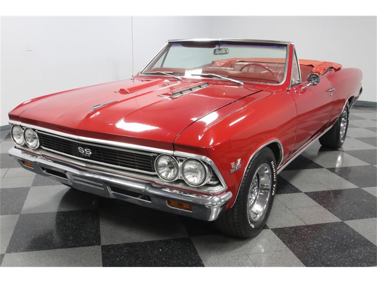 Large Picture of 1966 Chevrolet Chevelle located in North Carolina - $43,995.00 Offered by Streetside Classics - Charlotte - PS51