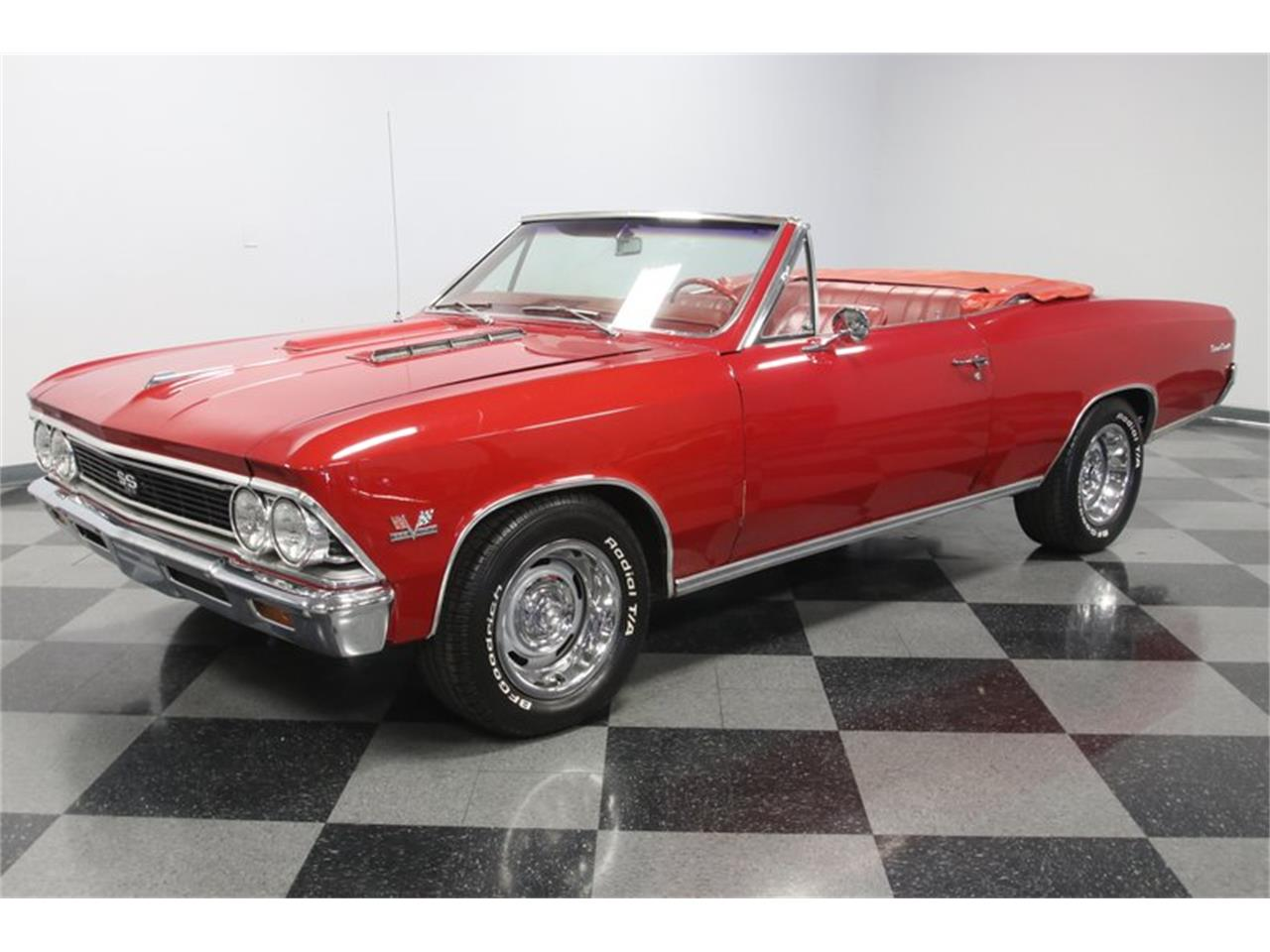 Large Picture of Classic '66 Chevrolet Chevelle located in Concord North Carolina - $43,995.00 Offered by Streetside Classics - Charlotte - PS51