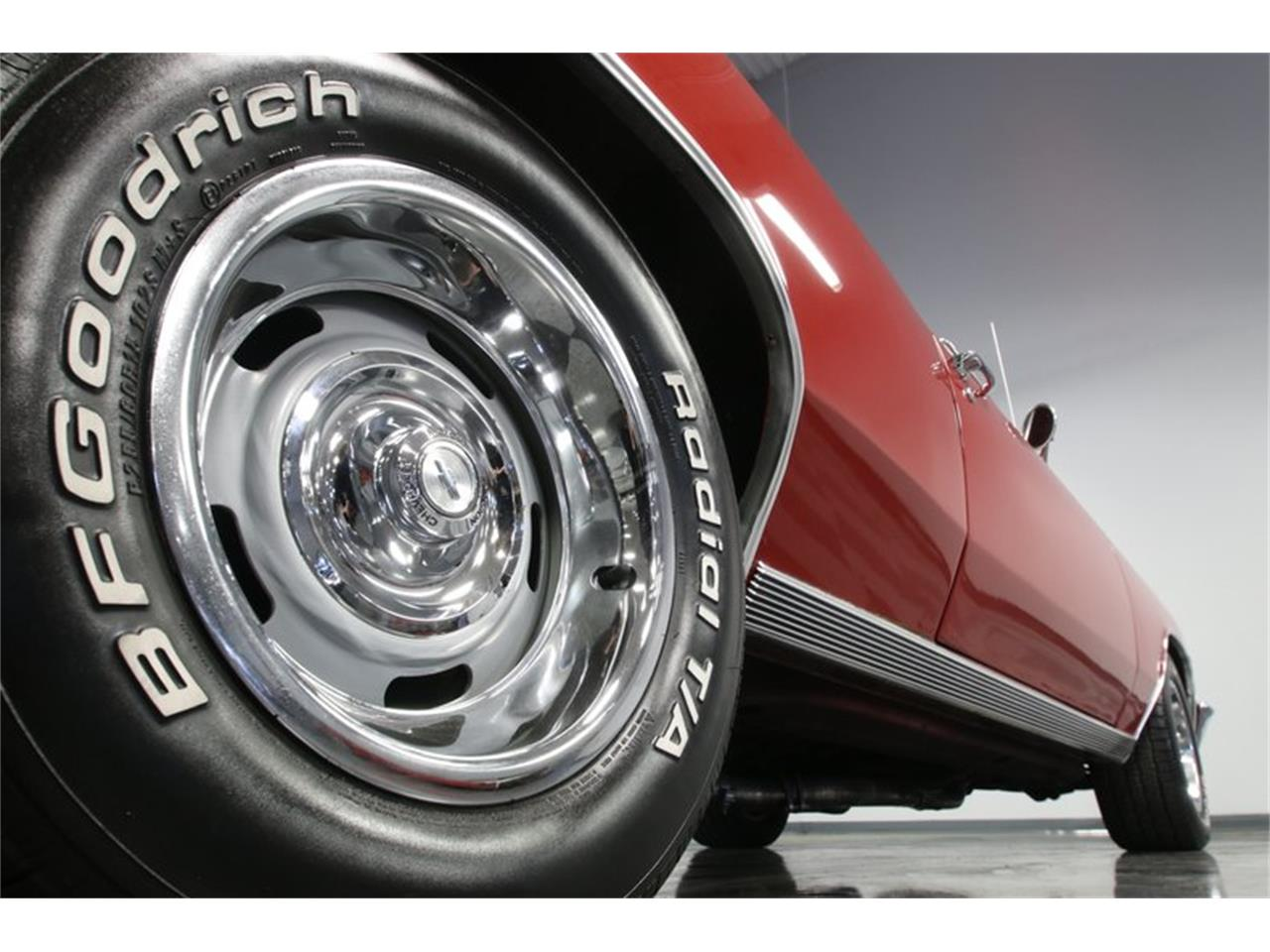 Large Picture of '66 Chevrolet Chevelle Offered by Streetside Classics - Charlotte - PS51
