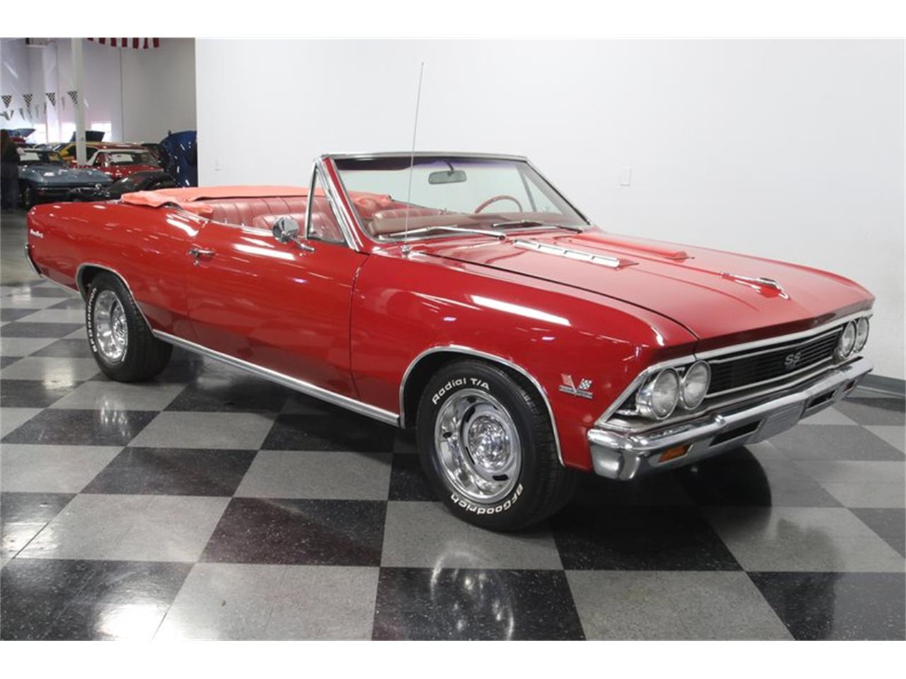 Large Picture of 1966 Chevelle Offered by Streetside Classics - Charlotte - PS51