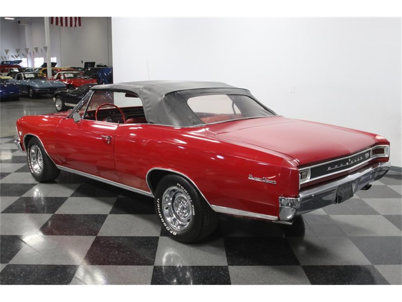 Large Picture of 1966 Chevelle located in Concord North Carolina - $43,995.00 Offered by Streetside Classics - Charlotte - PS51
