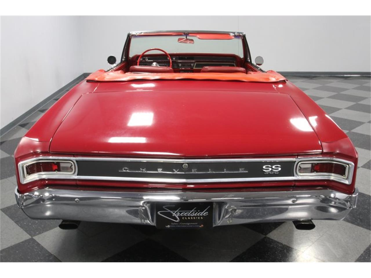 Large Picture of Classic 1966 Chevrolet Chevelle - $43,995.00 Offered by Streetside Classics - Charlotte - PS51