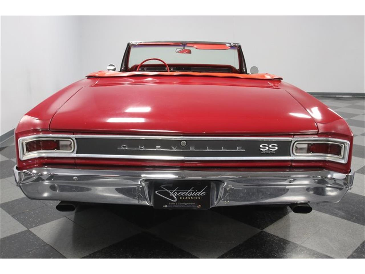 Large Picture of 1966 Chevrolet Chevelle located in Concord North Carolina - $43,995.00 Offered by Streetside Classics - Charlotte - PS51