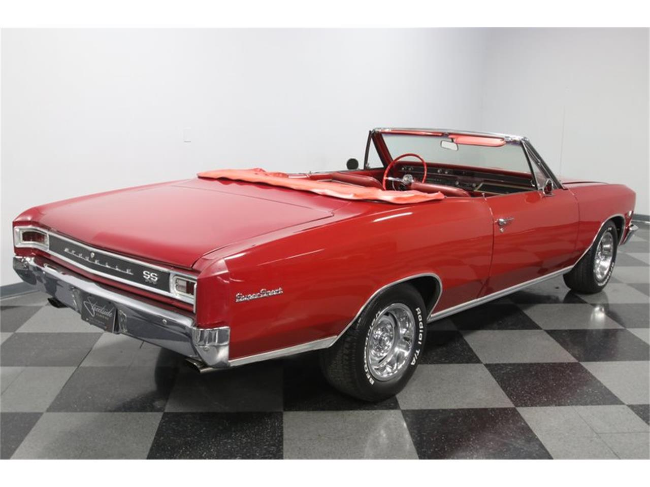 Large Picture of '66 Chevrolet Chevelle located in North Carolina Offered by Streetside Classics - Charlotte - PS51