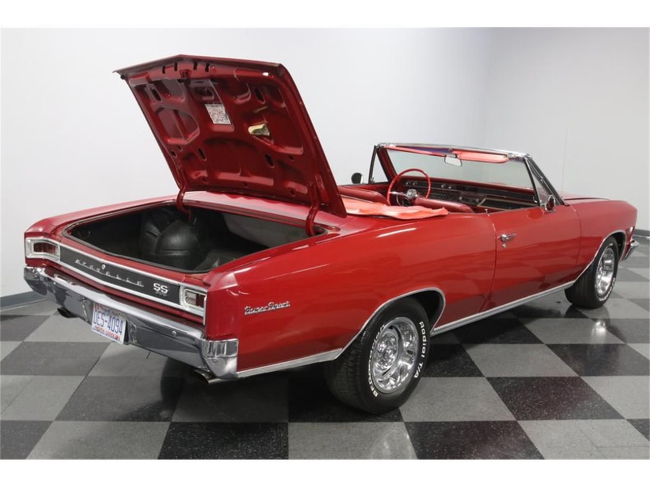 Large Picture of Classic 1966 Chevelle located in Concord North Carolina Offered by Streetside Classics - Charlotte - PS51