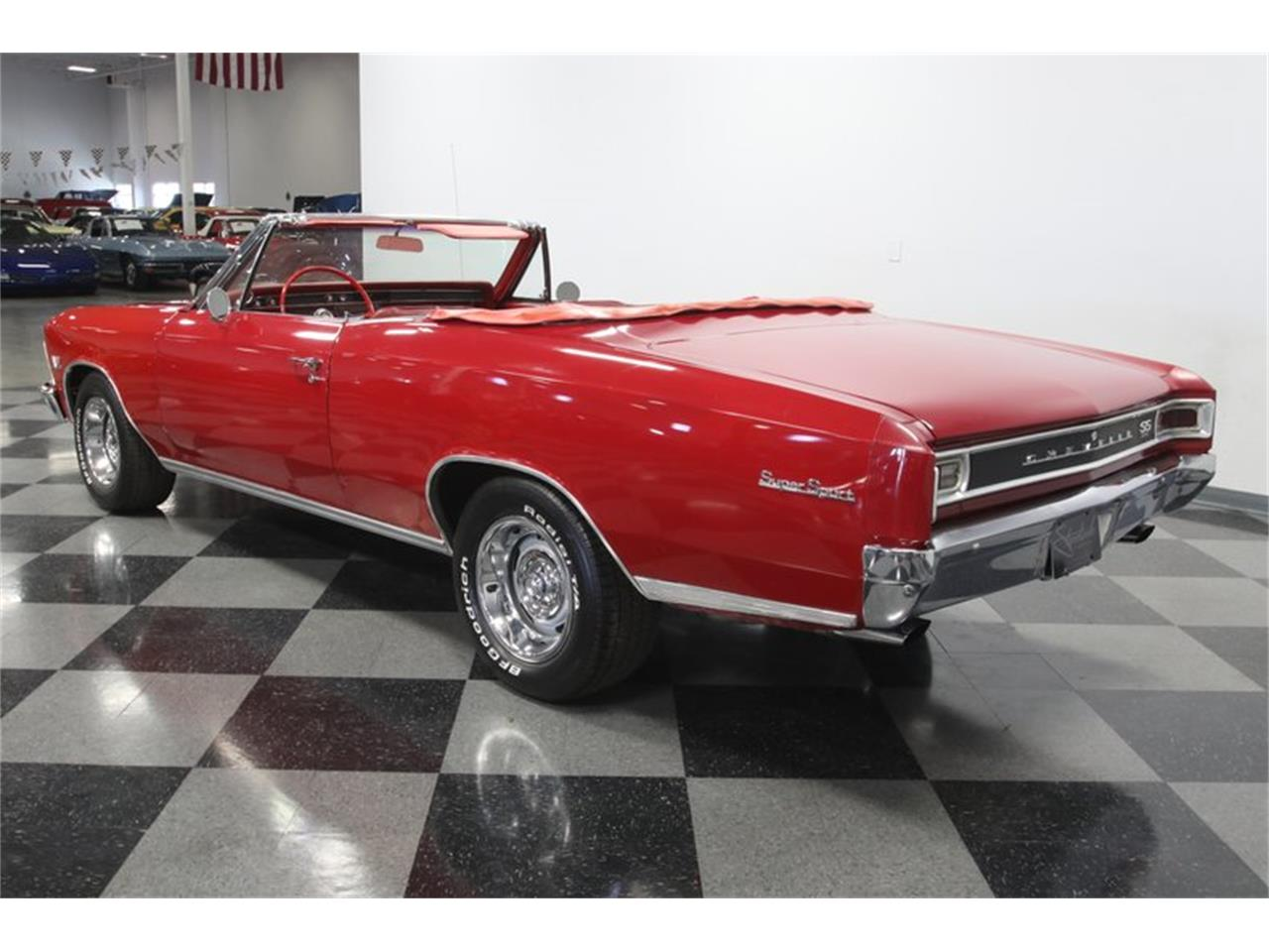 Large Picture of '66 Chevelle located in Concord North Carolina - PS51