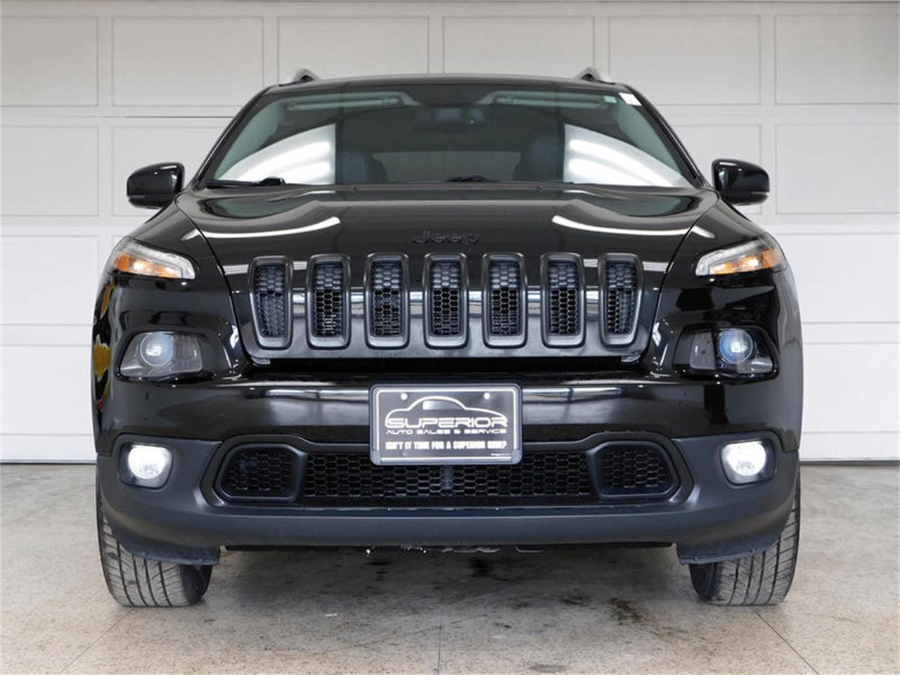 Large Picture of '15 Jeep Cherokee located in Hamburg New York - PS56
