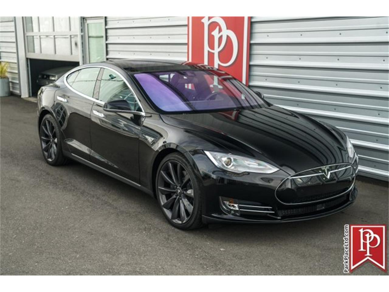 Large Picture of '15 Model S - PS5L