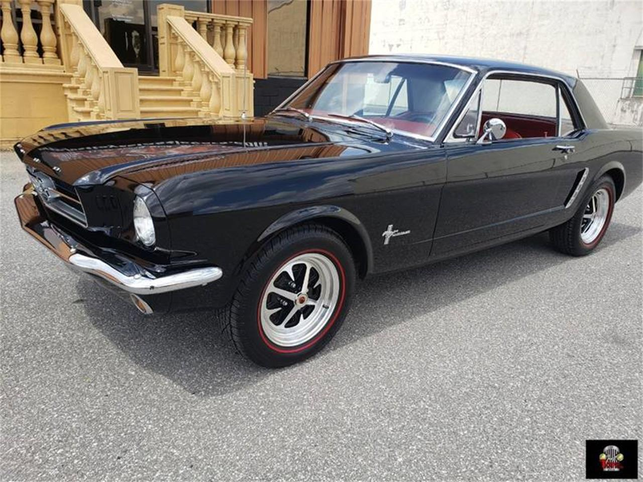 Large Picture of '64 Mustang - PS5U
