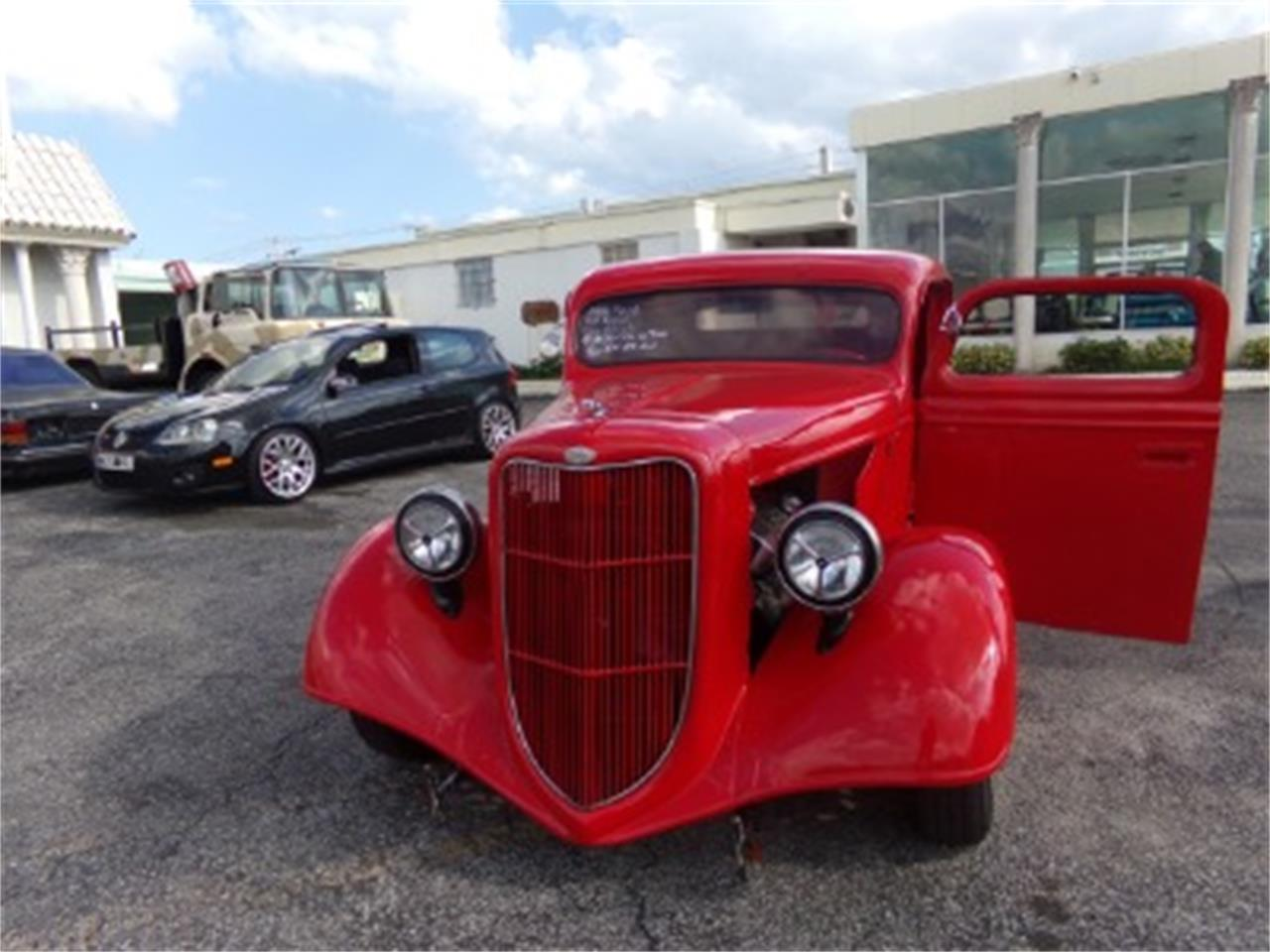 Large Picture of '36 Pickup - PS63