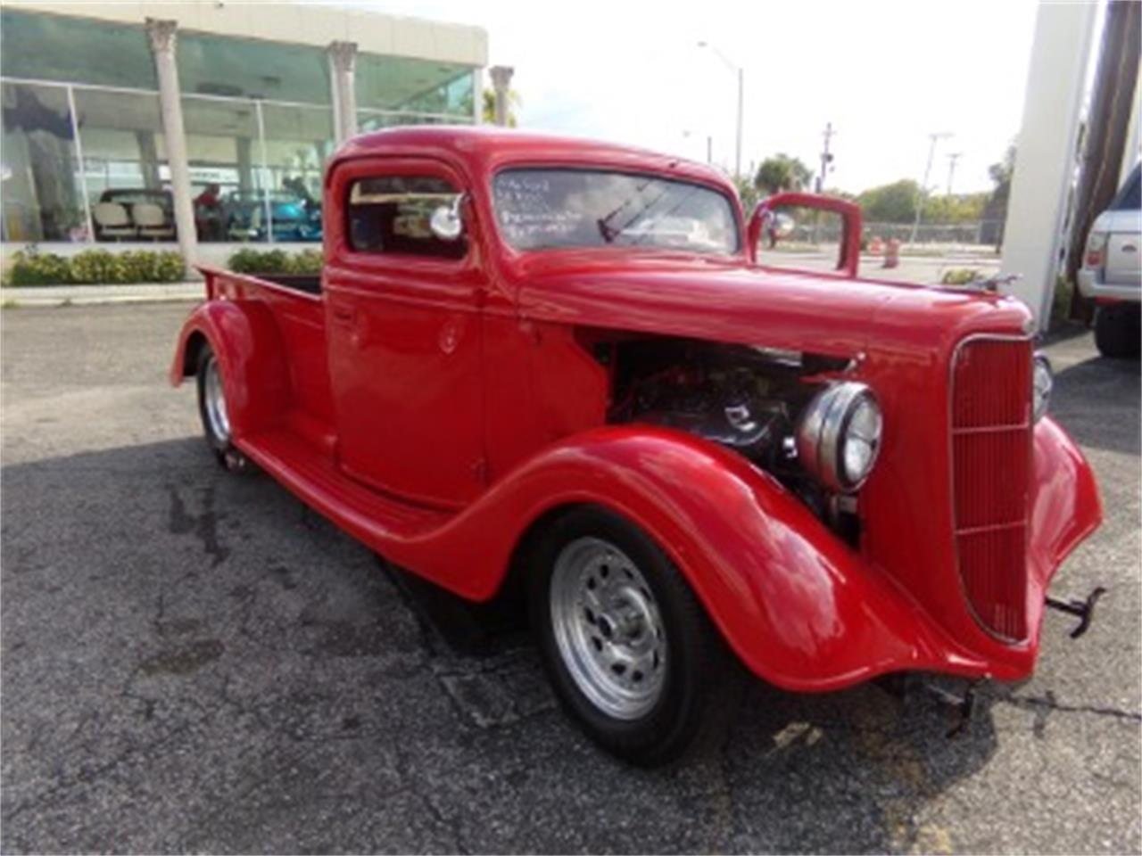 Large Picture of Classic '36 Ford Pickup located in Miami Florida - PS63