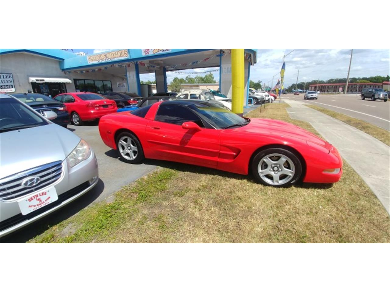 Large Picture of '97 Corvette - PS69