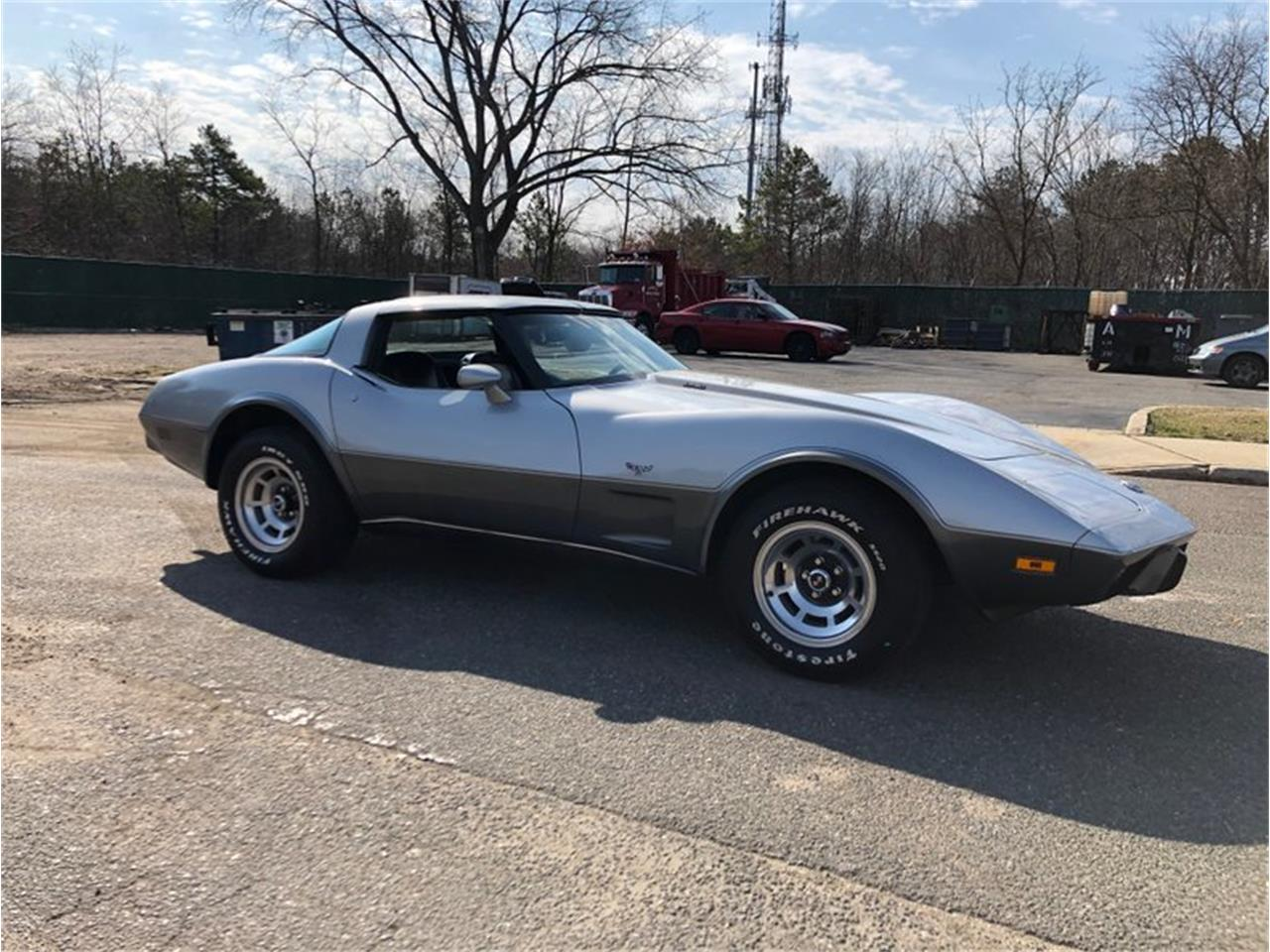 Large Picture of '78 Chevrolet Corvette - PS6K