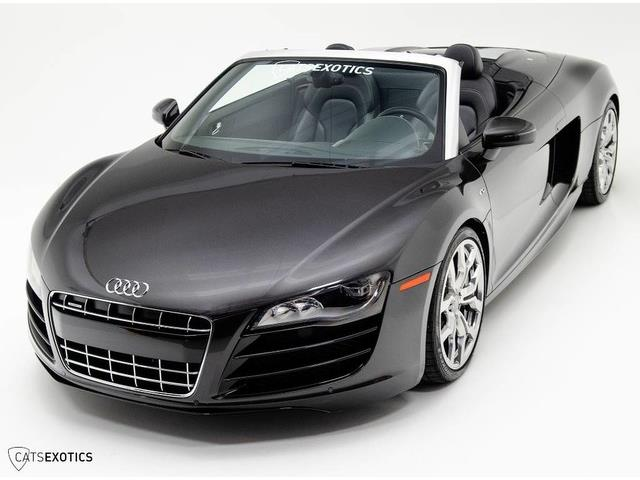 Picture of '11 R8 - PS6V