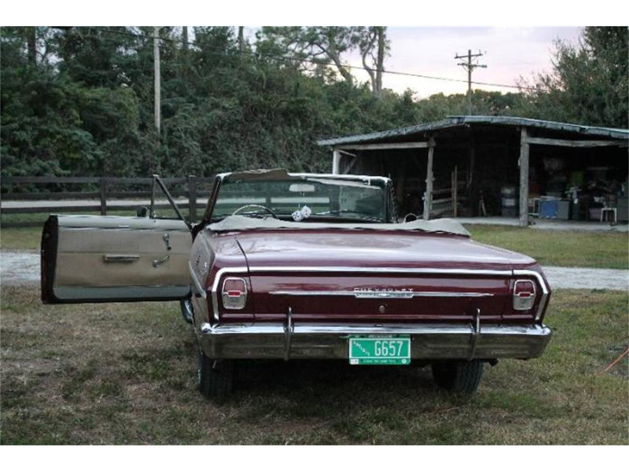 Large Picture of '63 Nova - $26,495.00 - PS7M