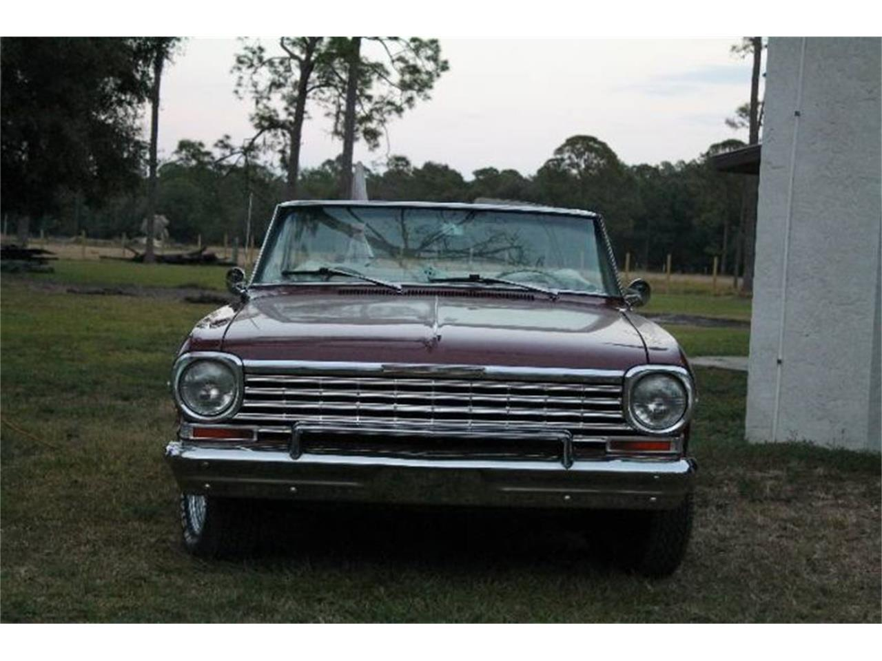 Large Picture of Classic 1963 Nova - PS7M