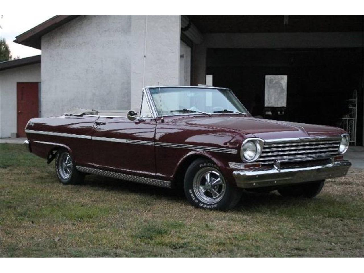 Large Picture of 1963 Nova - PS7M