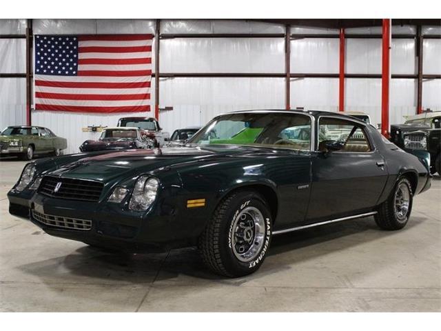 Picture of 1978 Chevrolet Camaro located in Michigan - PQ5L