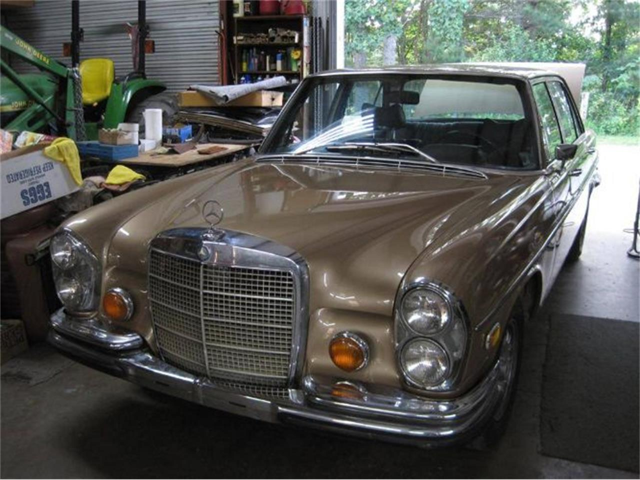 Large Picture of '72 280SEL - PS85