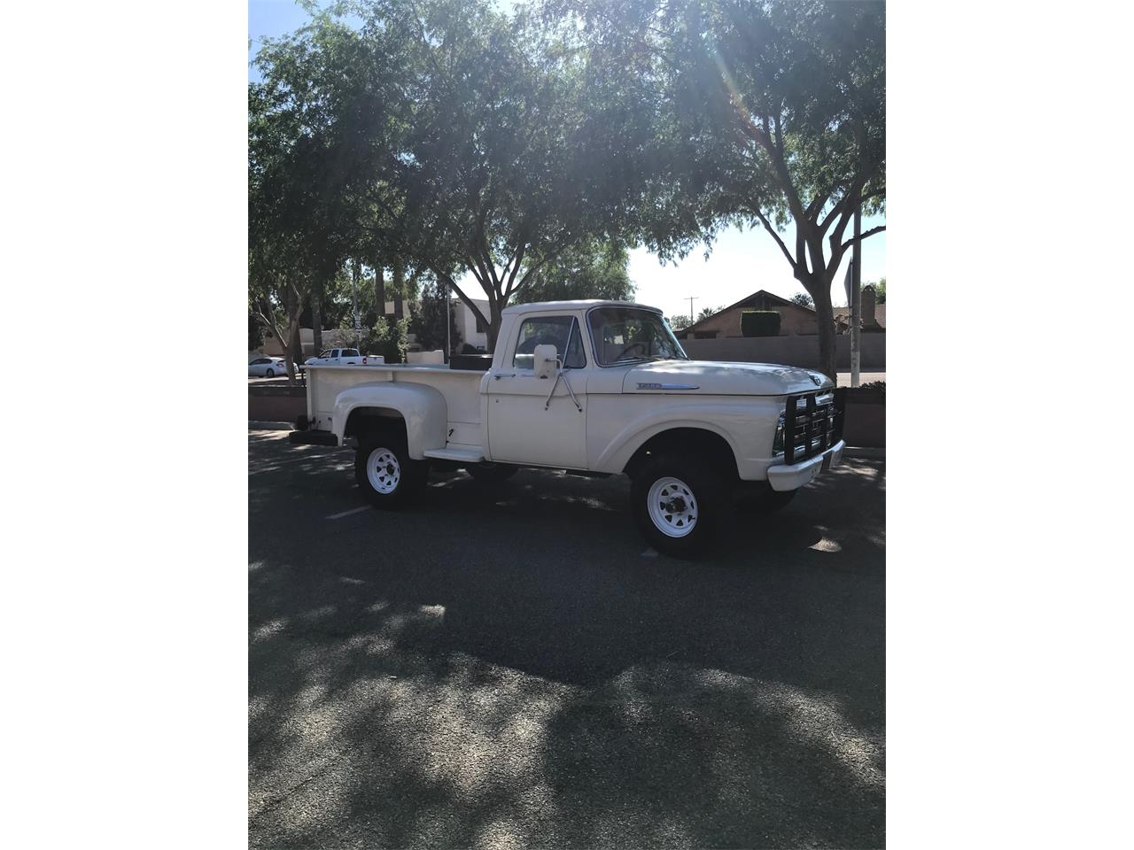 Large Picture of '61 F100 - PS8F