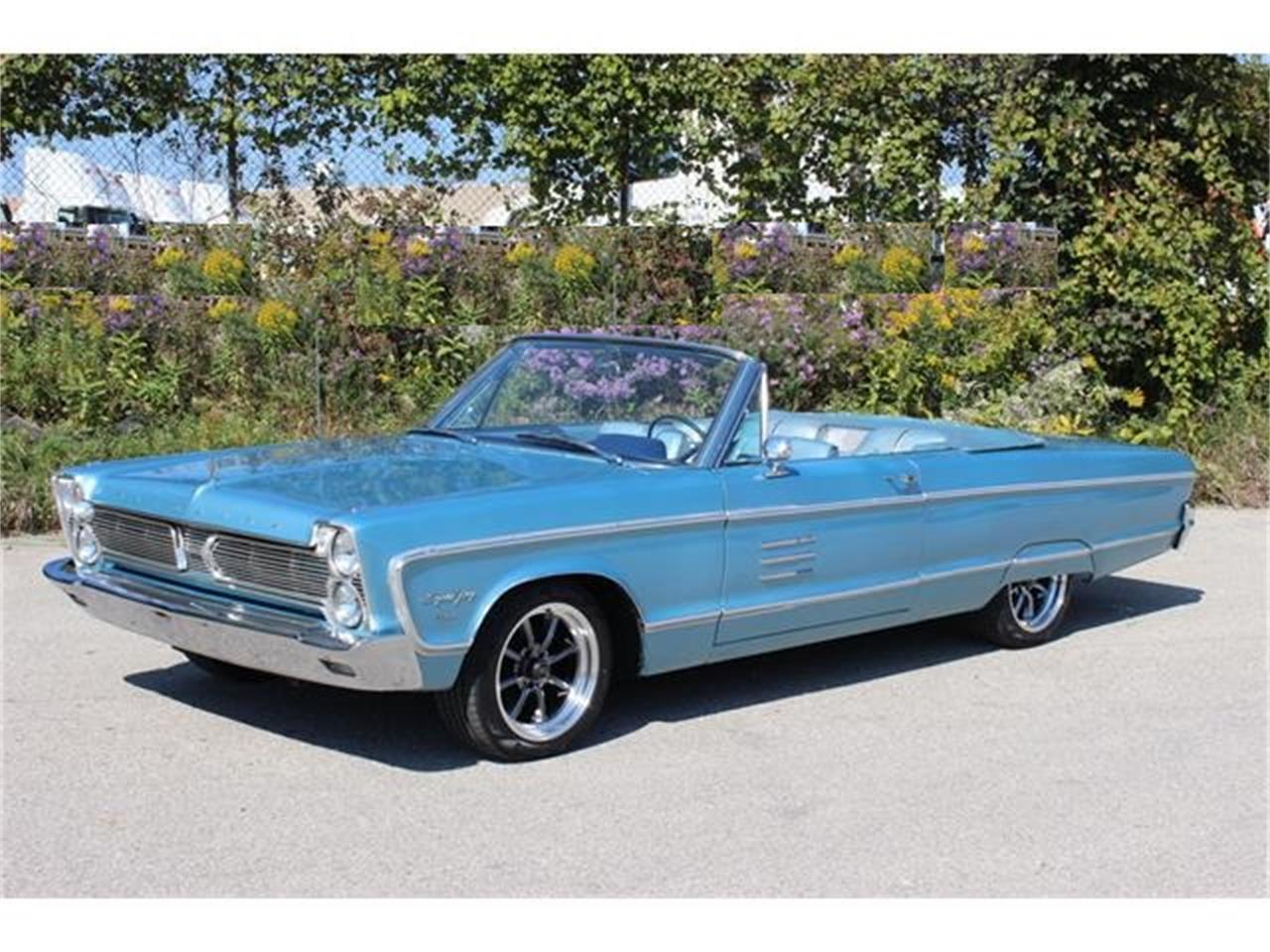 Large Picture of '66 Fury III - PS8H