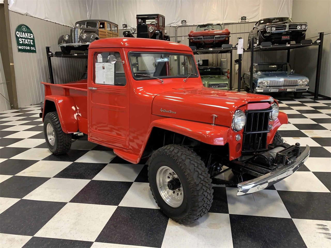 Large Picture of '62 Jeep - PPY6