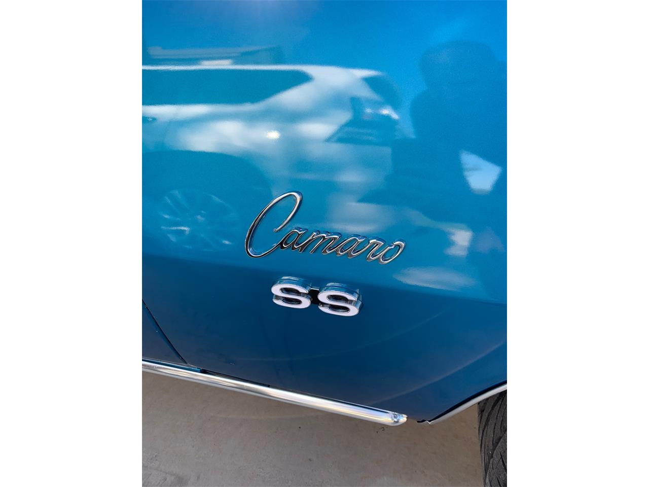 Large Picture of '68 Camaro SS - PS8P
