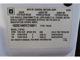 Picture of 2000 Chevrolet Silverado - PS94