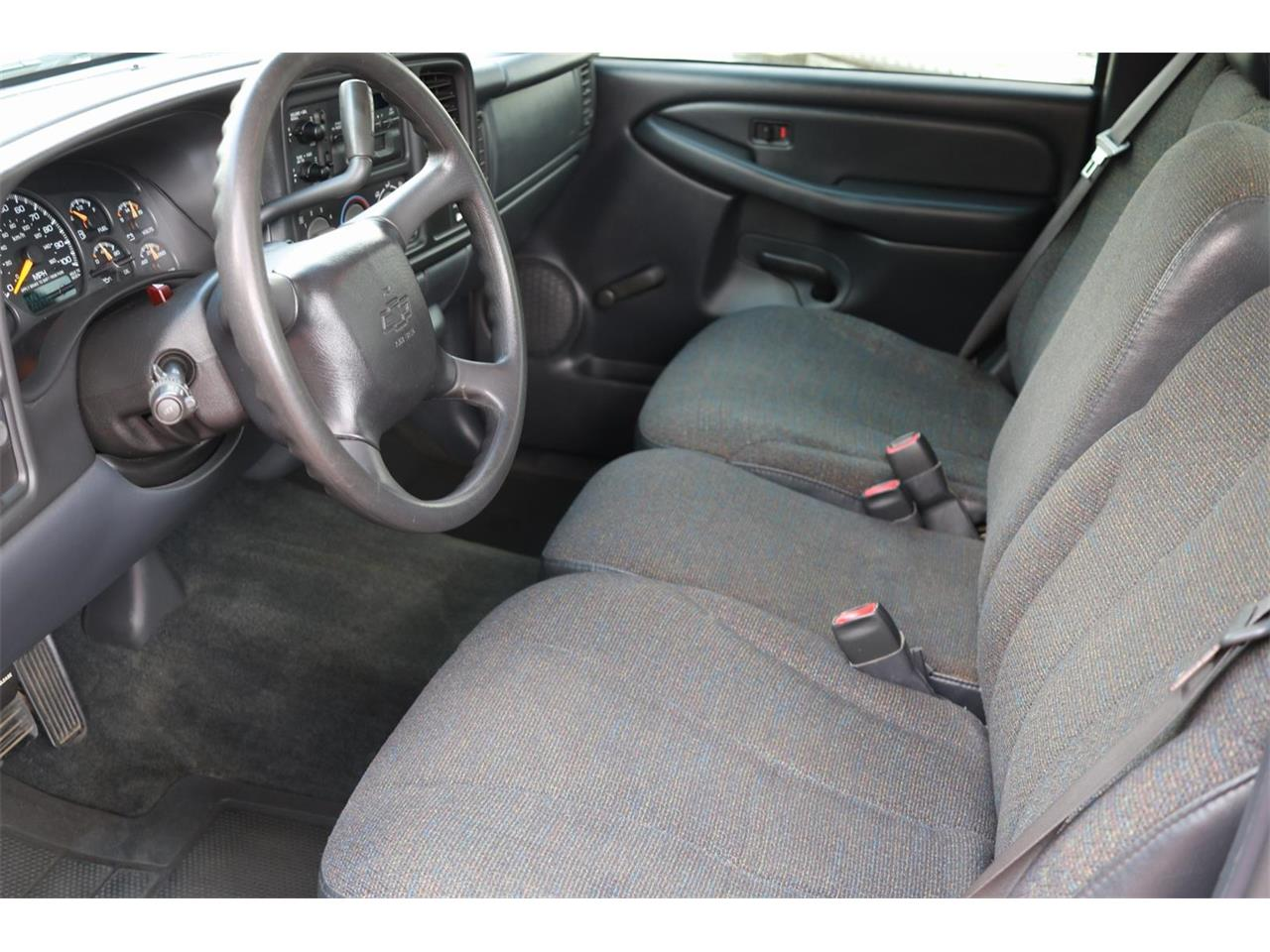 Large Picture of 2000 Silverado located in Texas - PS94